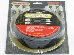 Kabel PROLINK 3xRCA - 3RCA Component 3m TCV 5250
