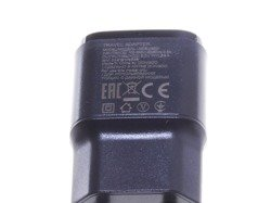 Ładowarka USB LG Sieciowa 0,8A Uniwersalna Nowa Czarna