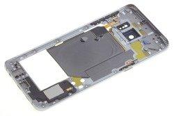 Obudowa Korpus Ramka SAMSUNG Galaxy S6 Edge Plus Szary Black Sapphire Grade B