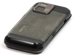 Obudowa NOKIA N97 Mini Komplet Czarna Dotyk