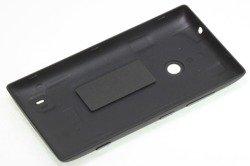 Oryginalna Klapka Baterii NOKIA Lumia 520 Czarna Grade A