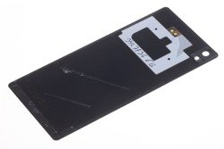 Oryginalna Klapka Baterii SONY Xperia Z3 Dual SIM Czarna Grade A