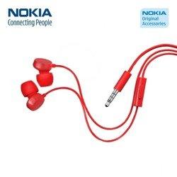 Oryginalne SŁUCHAWKI NOKIA WH-208 Lumia 800 950 650 520 640 735 3,5 mm