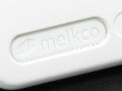 Pokrowiec MELKCO Dual Layer Do iPhone 5 5S SE BIAŁY