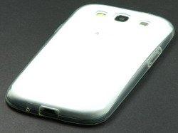 Pokrowiec Żelowy Ultra Cienka Samsung Galaxy S3 I9300 Przeźroczysty