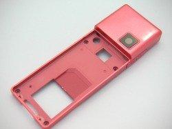 SAMSUNG X830 Obudowa Komplet Różowa Grade A