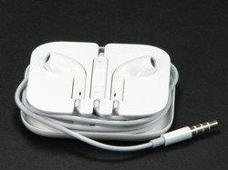 Słuchawki iPhone 6 6S Plus 5S SE Pilot Oryginalne