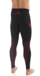 Spodnie Termoaktywne BRUBECK DRY Męskie Z Długą Nogawką
