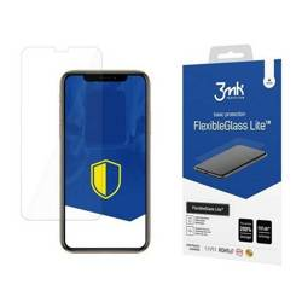 Szkło Hybrydowe 3MK Apple iPhone X XS 11 Pro FlexibleGlass