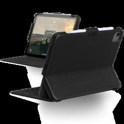 """UAG Scout - obudowa ochronna do iPad Pro 11"""" 1/2/3G, iPad Air 10.9"""" 4G z uchwytem do klawiatury (czarna)"""
