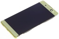WYŚWIETLACZ SONY Xperia XA Ultra Limonkowy Grade B LCD Dotyk